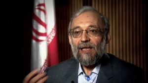 Larijani is the head of the human rights council in the judiciary and one of the top advisors to the supreme leader.